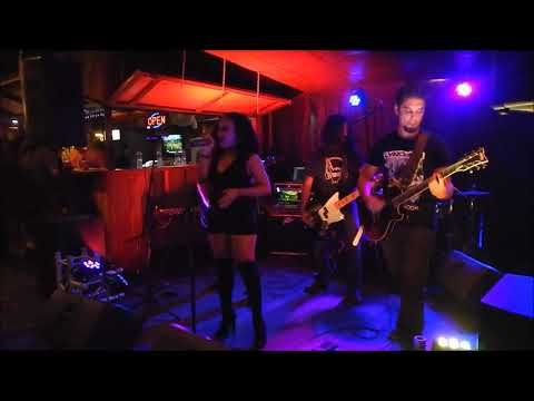 Feed the Flames, Creole Rock and JOSI live at Unkies Srefidensi Rockbash