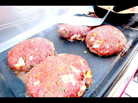 GREATEST BURGER RECIPE ON THE PLANET