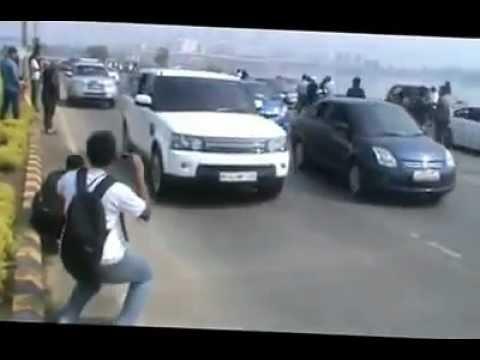 Super Car Rally India Mumbai Video By Manish Kataria Youtube