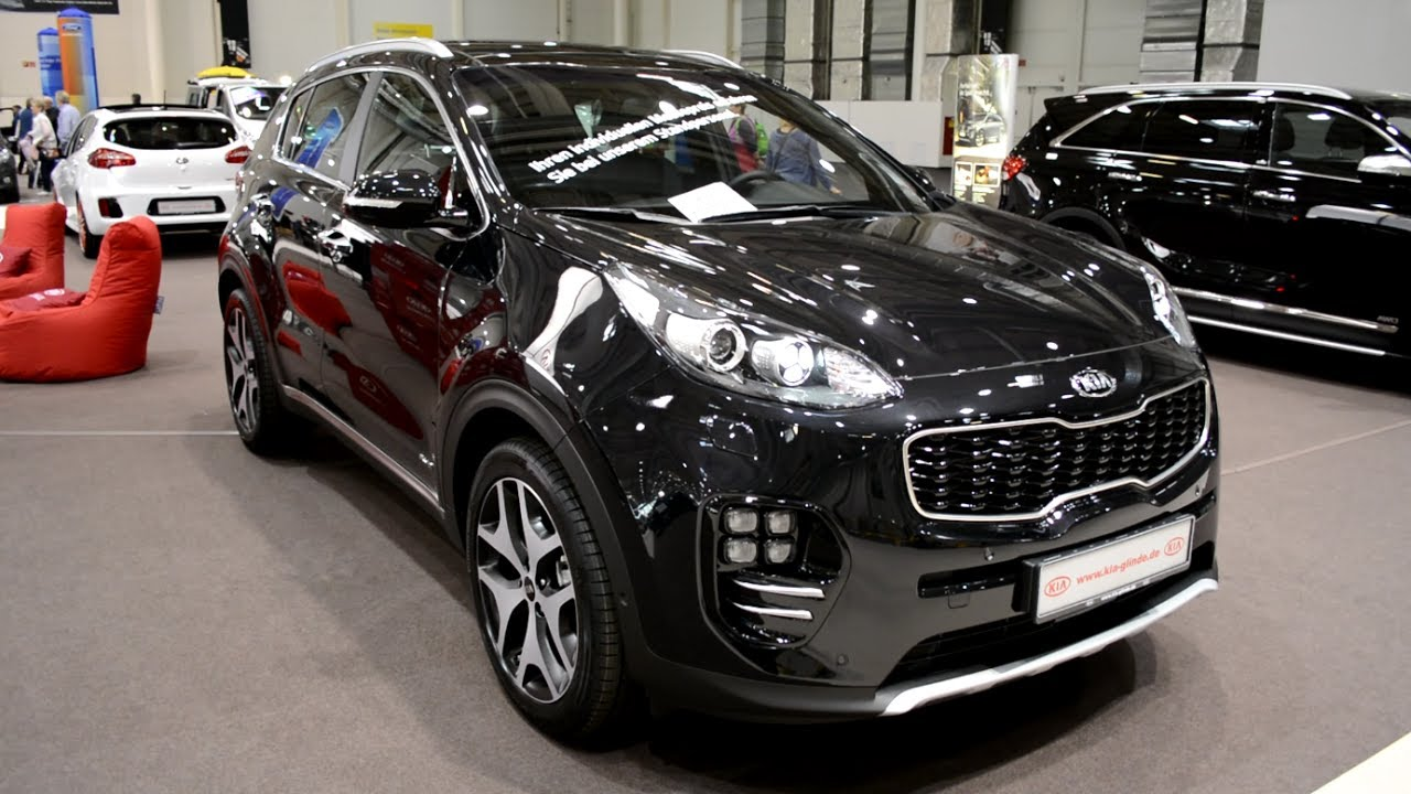 2017 New Kia Sportage Exterior And Interior
