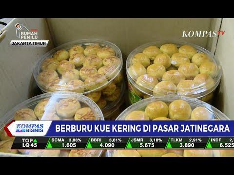 Berburu Kue Kering Di Pasar Jatinegara Youtube