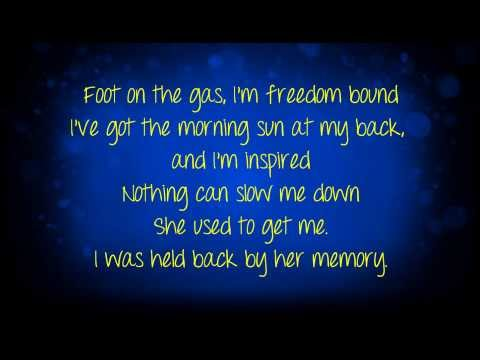 Chevrolet-Luke Bryan Lyrics