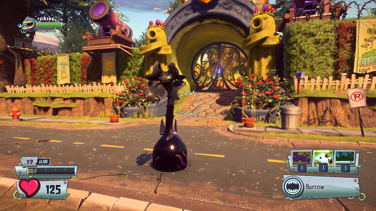 Plants vs Zombies Garden Warfare 2 All Plant Characters Unlocked ...