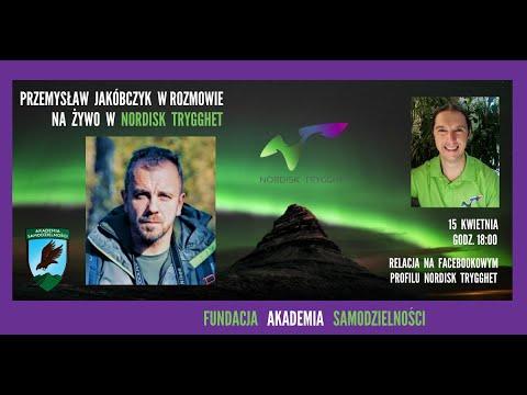 Download Przemysław Jakóbczyk w Nordisk Trygghet LiVE   Akademia Samodzielności
