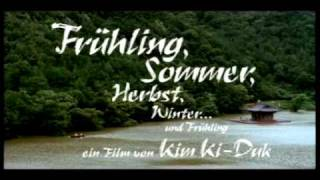 Frühling, Sommer, Herbst, Winter und Frühling - TRAILER DEUTSCH