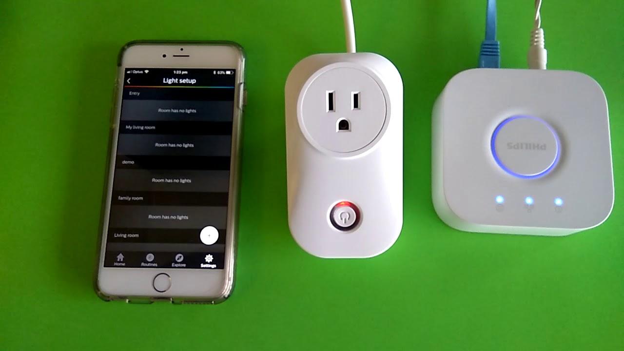Philips Hue Zigbee : pair 3a nue smart zigbee plug with philips hue bridge v2 youtube ~ Watch28wear.com Haus und Dekorationen