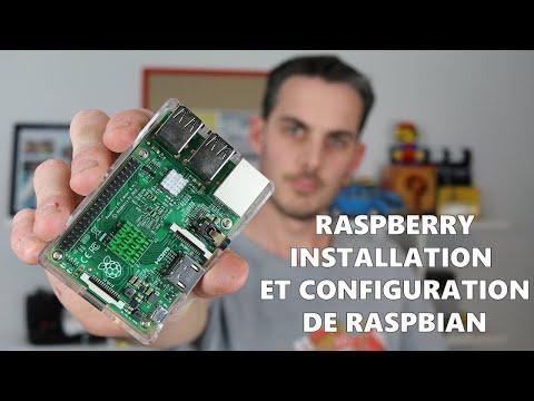 Raspberry : Parlons-en ! Installation et configuration de Linux sur Raspberry avec Raspbian