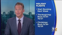 AAA Reveals Best Time To Book Holiday Flights