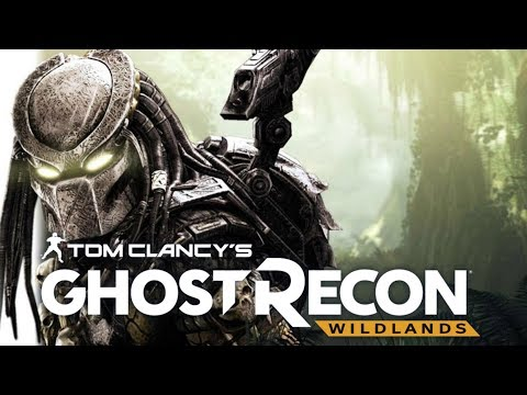FATHER & SON vs THE PREDATOR - Ghost Recon Wildlands Multiplayer Co-op