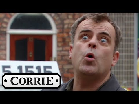 Coronation Street - Don't Make Steve Angry! You Wouldn't Like Him When He's Angry!