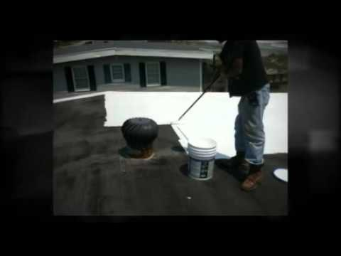 Roof Sealing Kool Seal And Much More.