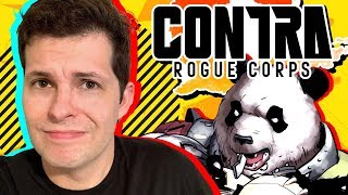 Contra Rogue Corps Trailer And Demo First Impressions - Retail Reviews