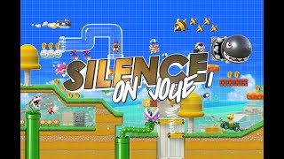 Silence on joue ! «Super Mario Maker 2», «The Sinking city», «Home Sweet Home»