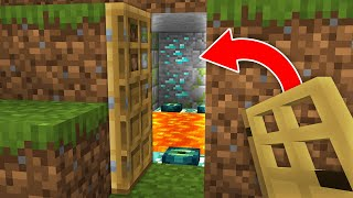Minecraft, But Doors Randomly Teleport You...
