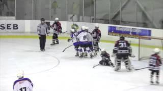 Ice Hockey - Ako vs JLSS in December 2014 [Highlights]