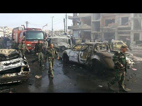 Suriye'de Ateşkes Için Putin Obama Ile Konuştu