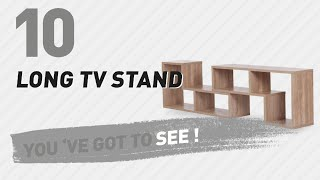 Long TV Stand // New & Popular 2017