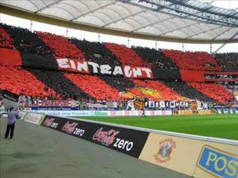 Polizeichor Frankfurt - Im Herzen von Europa - Eintracht Frankfurt Hymne