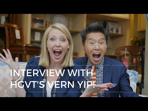 HGTV Decorating Outdoors with Vern Yip