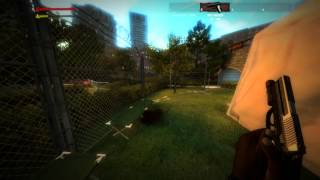 Contagion - Hunted on Cyprus Park Map: Played as Survivor & Zombie (Killed Survivor & Zombie) PC