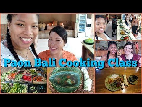 Paon Bali Cooking Class| Bali Vlog Day 10