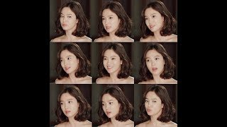 Our beautiful bride😀 Song hye kyo INTERVIEW Sulwhasoo meet