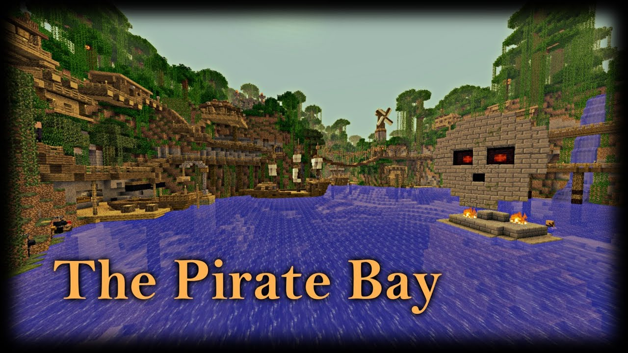 The Pirate Bay - Behind The Scenes - Ugocraft Mod Showcase ...