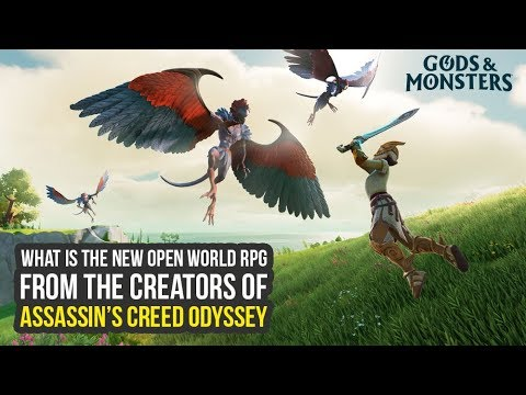 Gods & Monsters - Everything We Know So Far (New Game Assassin's Creed Odyssey Creators)