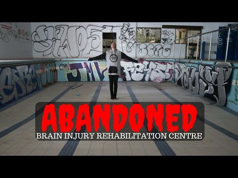 ABANDONED BRAIN INJURY REHABILITATION CENTRE - Urban Exploring Adelaide, Australia.