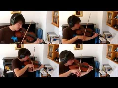 Clean Bandit - Rather Be (String Quartet)