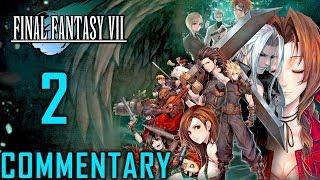 Final Fantasy VII Walkthrough Part 2 - Sector 7 Slums & The Next Reactor Mission