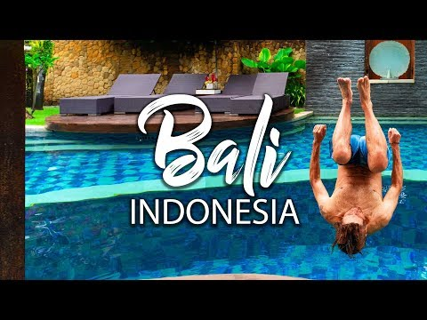 Fun and great food in Bali luxury Villa