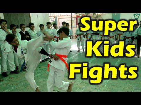 The Karate Kid (2020) - Taekwondo Training Scene Green Flag School karachi Team Haroon Afzal Khan