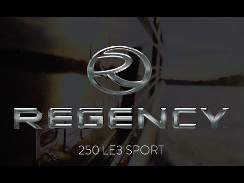 Regency 250 LE3 Sport video
