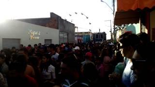 Alvorada em Heliópolis-BA 2014 com forró eo chefe