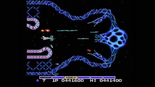 Gradius (NES) Full Run with No Deaths (No Miss)