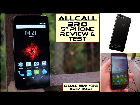 AllCall Bro 3G Smartphone: Review