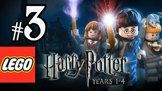 Lego Harry Potter 1 - 4 {часть 3} Тролль в туалете
