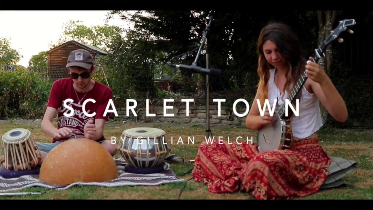 Kate Griffin & Ford Collier - Scarlet Town (Live Cover)