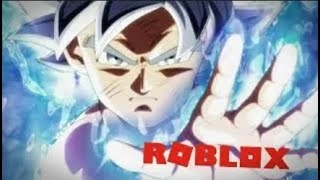 Got! Migatte No Gokui Ultra instinct (Roblox Dragon Ball Rage)