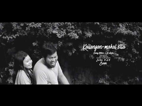Kailangan-Mahal Kita - Danny Estioco & JC Radio (Official Music Video)