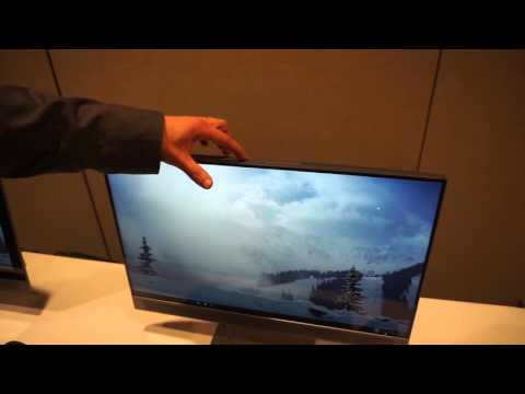 HP Pavilion All-in-One: Hands-On