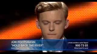 Jüri Pootsmann - Hold Back The River