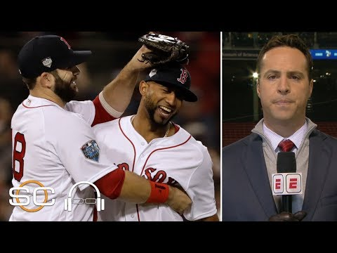 Dodgers vs Red Sox World Series Game 1 analysis | SC with SVP