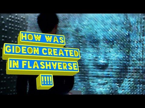 Flash Season 5 theory: Who created Gideon in Flash series overlukk