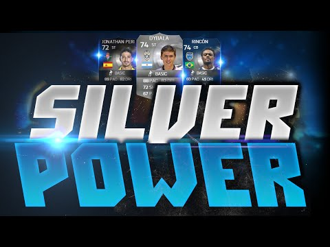 SILVER POWER - FIFA 15