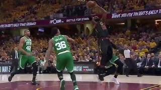 NBA Boston Celtics vs Cleveland Cavaliers  Eastern Finals Game 4  May 21,  2018
