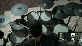 Dave Matthews Band - Shake me like a monkey - Drum Cover