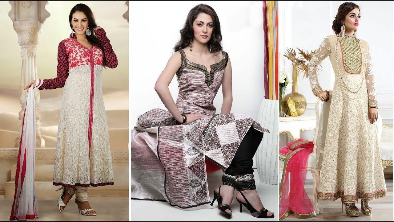 0bfa9b88a14 Ladies Salwar Kameez Kurti Suit Collection Latest Fashion for Girls 2017  2018