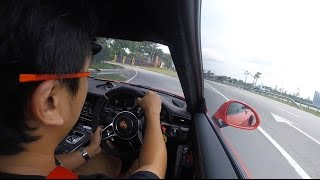 Evo Malaysia.com | 2016 Porsche 911 GT3 RS Road Test Review by Bobby Ang